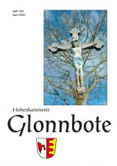 Glonnbote Nr. 109 - April 2020